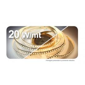 STRIP LED ADES 240LED/MT 16X5000 20Wmt 24VDC IP20 2800°K