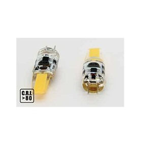 LAMPADINA LED 12V 1,5W LUCE CALDA ATT G4 (COME ALOG20W)
