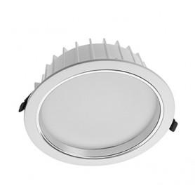"LAMPADA LED """"SOLERO II"""" TONDA BIANCA D100 6W 4000K  220-240V"