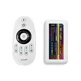 CONTROLLER DIMM 4 ZONE MONO 12-24V MAX10A + RICEVITORE