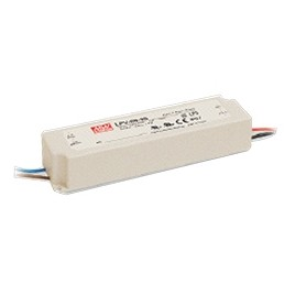 ALIMENTATORE 12VDC LPV 100W IP67