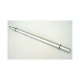 MENSOLA D12x50 C/FORO 5mm INOX SATINATO