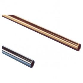 TUBO D16x1,5x900 CROMO-LUCIDO     M3001