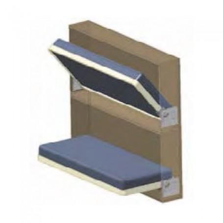 Meccanismo Letto Ribaltabile.Meccanismo A Pistoni Per Letto Ribaltabile Autoportante Mla 400